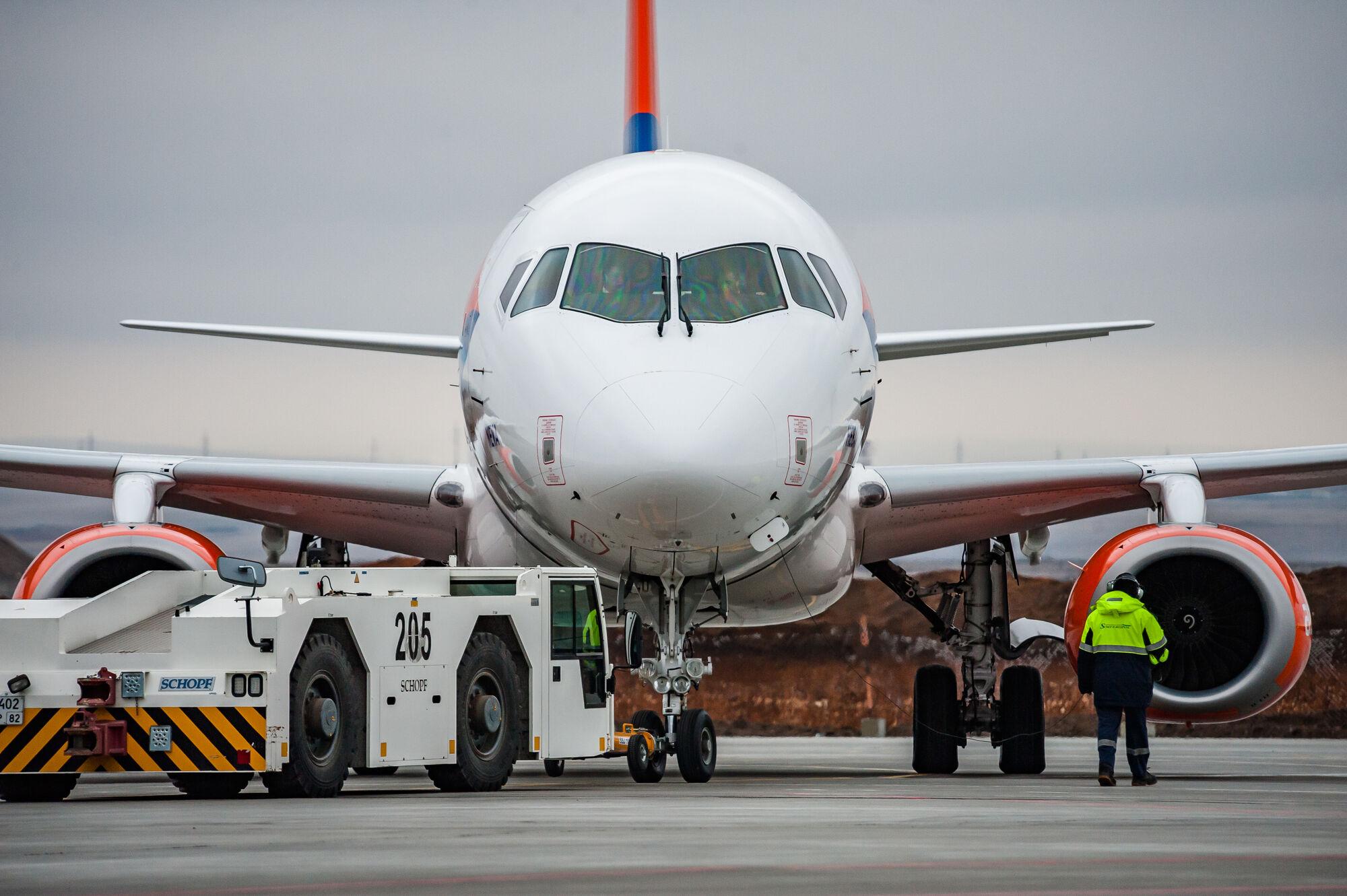 Прием пассажиров в условиях частичного снятия ограничений по COVID-19